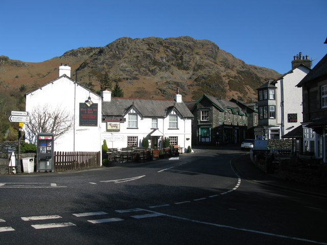 Yewdale Road (A593), Coniston