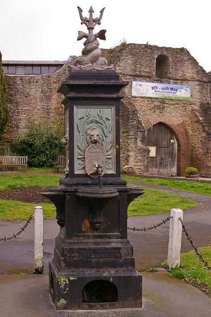 Drinking Fountain, Castle Square