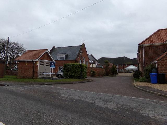 Old School Drive, Reydon
