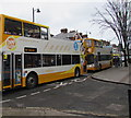SX8860 : Partially open-top double deckers buses, Torbay Road, Paignton by Jaggery
