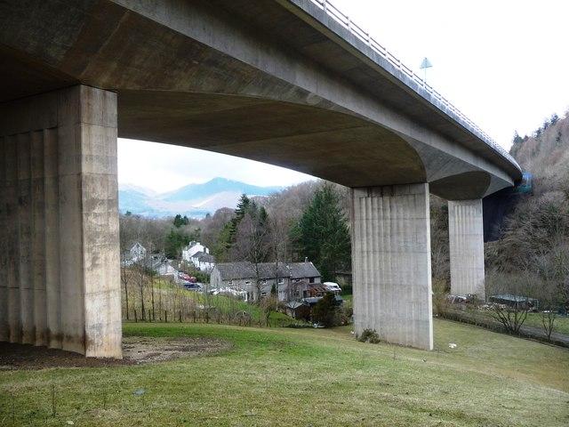 Greta Bridge, from the east