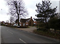 TM4977 : B1126 Wangford Road, Reydon by Adrian Cable