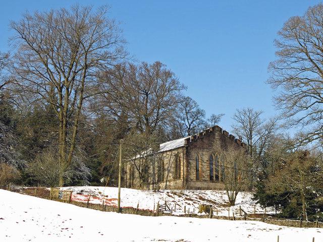 Former church, Allenheads