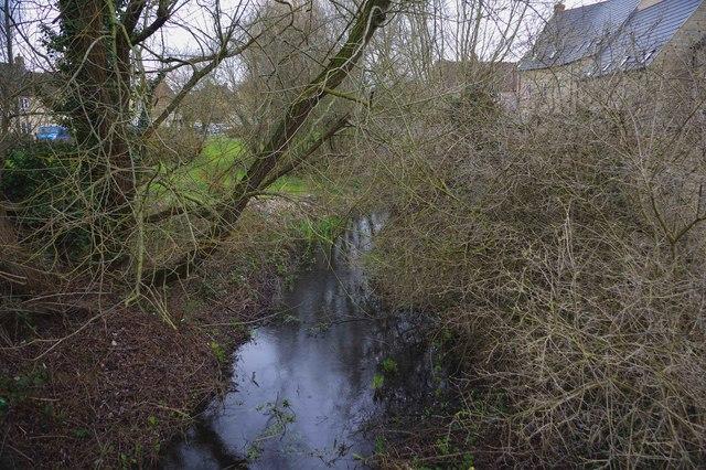 Emma's Dike, near Station Lane, Witney, Oxon
