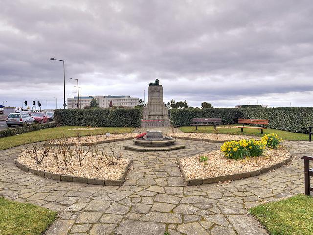 Morecambe and Heysham War Memorial and Memorial Garden