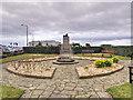 SD4364 : Morecambe and Heysham War Memorial and Memorial Garden by David Dixon