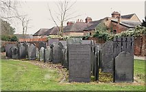 SK5319 : Fearon Jitty, Loughborough, Leics. by David Hallam-Jones