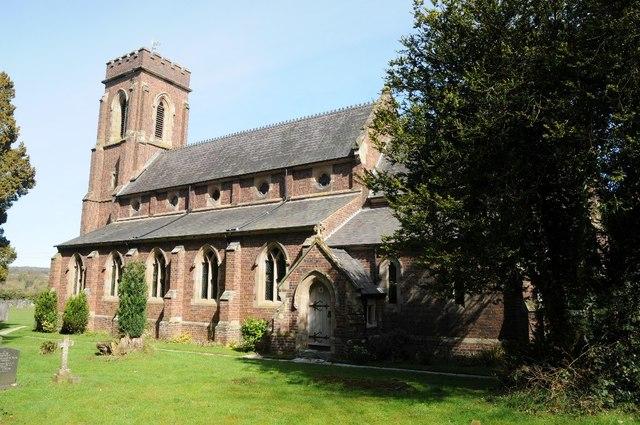 Cookley church
