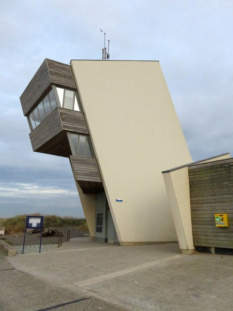 The Rossall Point Observation Tower
