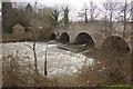 SO4073 : Leintwardine Bridge by Stephen McKay