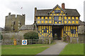 SO4381 : Stokesay Castle by Stephen McKay
