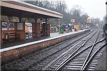 SO7975 : Bewdley Station by Stephen McKay