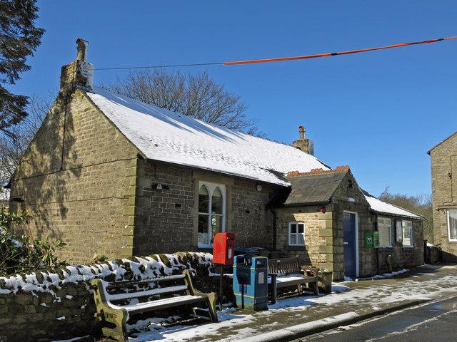 Cowshill Village Hall
