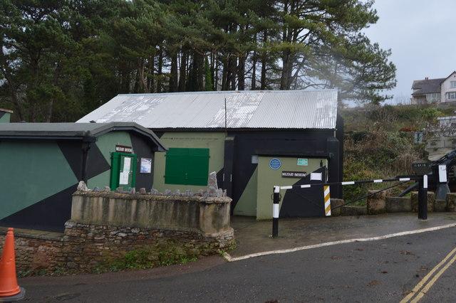 Military museum, Fishcombe Cove