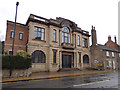 SE4843 : The Riley-Smith Hall, Station Road, Tadcaster by Stephen Craven