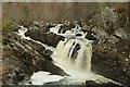 NH4458 : Rogie Falls on the Black Water : Week 15