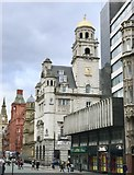 SJ3490 : Former Royal Insurance building, Liverpool by Jonathan Hutchins