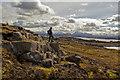 NG8492 : Rubha Mor peninsula above Mellon Charles : Week 14