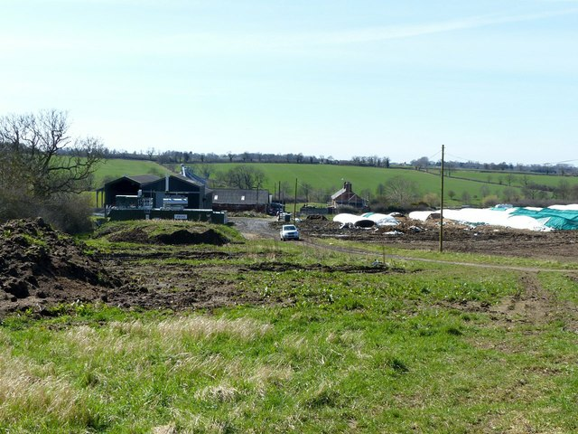 Manor Farm, Beeby