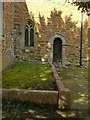 SK6907 : Church of St John the Baptist, Hungarton by Alan Murray-Rust