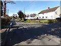 TM3674 : Peasenhall Road, Walpole by Geographer