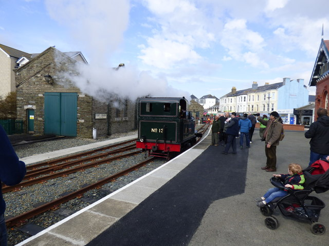Port Erin station