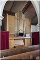 SK7790 : Organ, All Saints' church, Beckingham by Julian P Guffogg