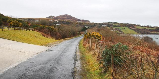 Road at Rosapenna