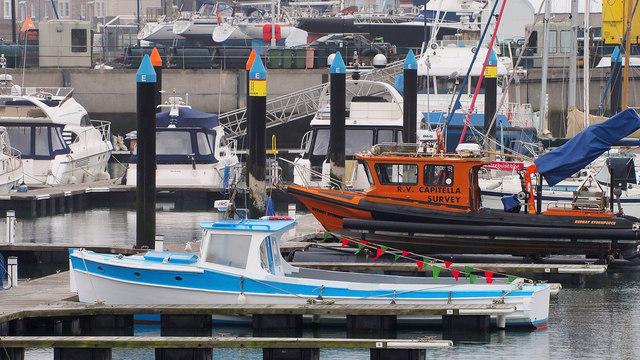 The 'Mermaid' at Bangor