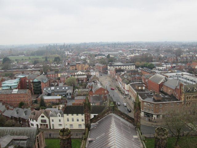 The City of Hereford (West)