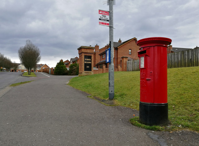 Postbox, Derry/Londonderry