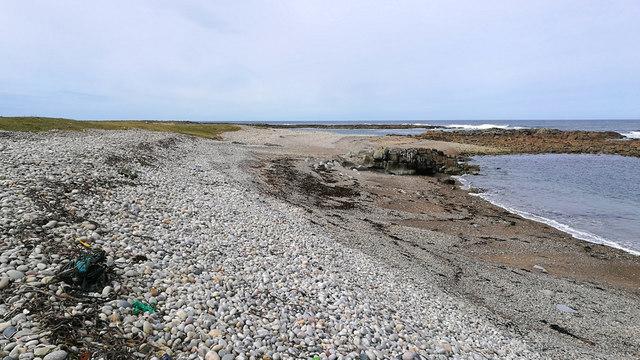 Shoreline at Fanad Head