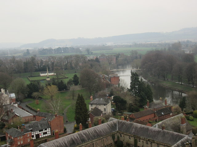 The City of Hereford (South)