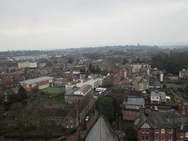 The City of Hereford (East)