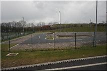 SD4964 : Caton Park & Ride, Lancaster by Ian S