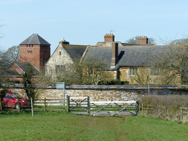 Ingarsby Old Hall