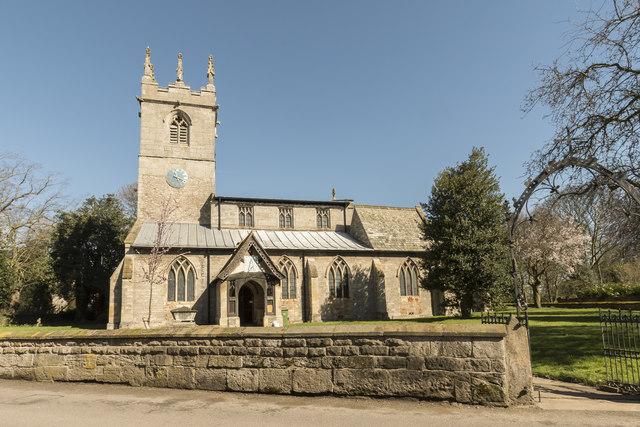 St Peter's church, Clayworth