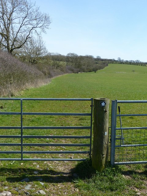 Public Access Route near Ingarsby