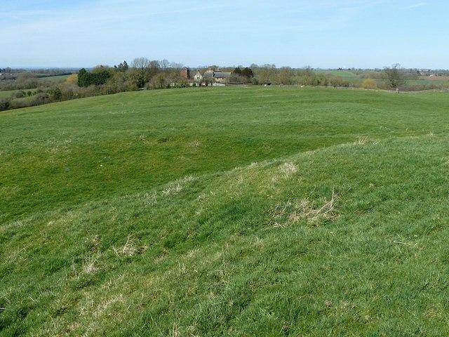 Ingarsby deserted medieval village