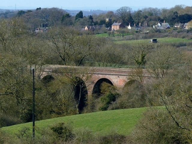 Ingarsby railway viaduct