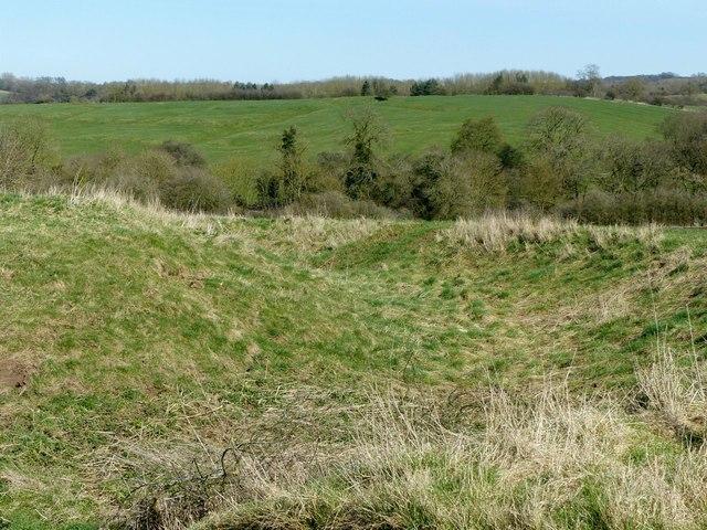 Medieval motte, Ingarsby