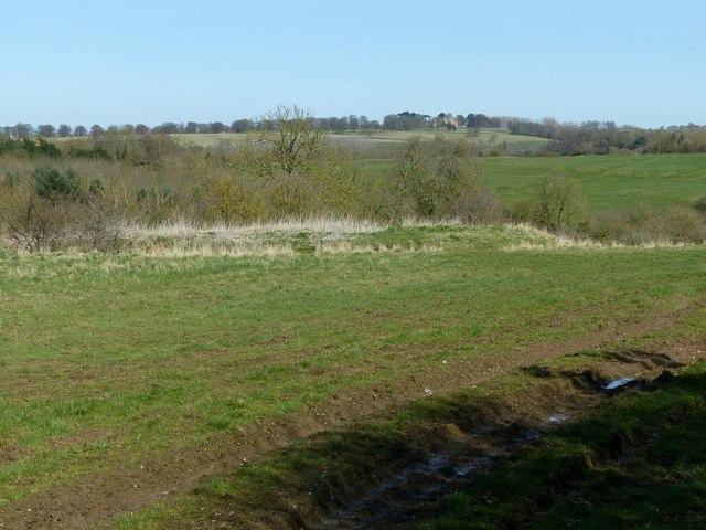 Medieval motte and deserted village, Ingarsby