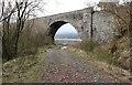 NX6469 : Stroan Viaduct by Billy McCrorie