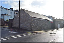 SX4653 : Corner of Pound St and Cremyll St by N Chadwick