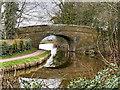 SD4766 : Lancaster Canal, Hatlex Bridge by David Dixon
