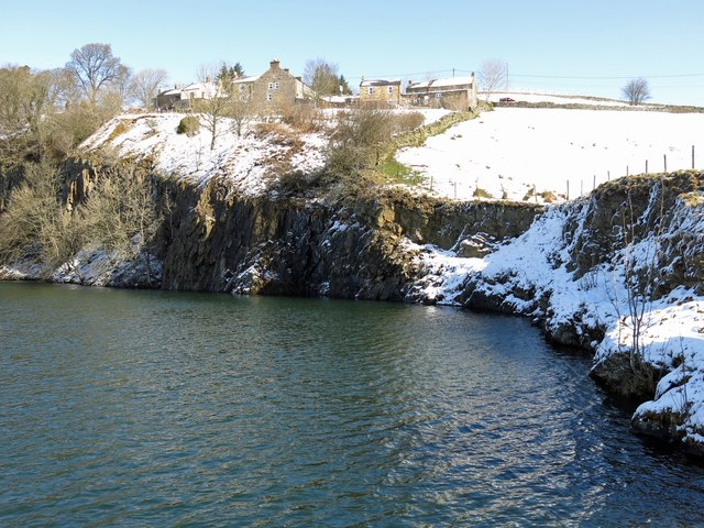 Copthill Quarry (disused)