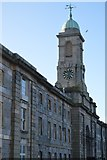 SX4653 : Royal William Victualling Yard - Melville building, Clock Tower by N Chadwick