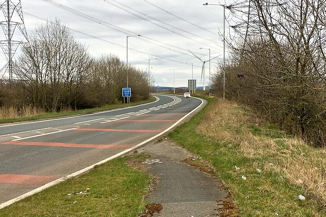 A683 Heysham Bypass