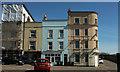 ST5973 : Buildings on Midland Road, Bristol by Derek Harper