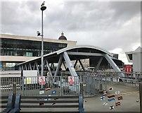 SJ3390 : Liverpool Ferry Terminal by Jonathan Hutchins